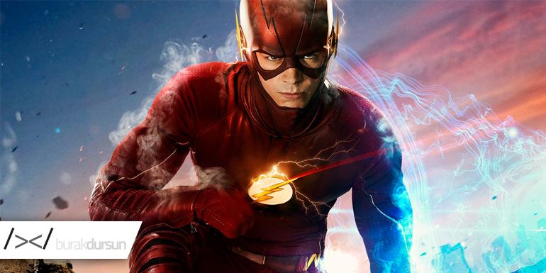 flash, flash dizi