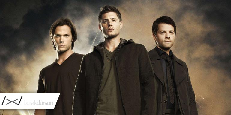 supernatural, dizi, izlediğim diziler