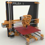 Prusa i3 ReWork 3D Printer